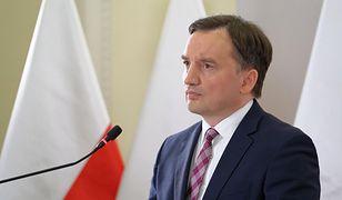 Minister sprawiedliwości Zbigniew Ziobro przeszedł badania. Wynik testu był ujemny