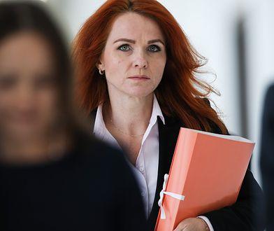 Szefowa Kancelarii Sejmu Agnieszka Kaczmarska nie ujawnia ile otrzymała nagród w 2019 roku