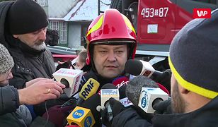 """Szczyrk. Strażacy pracują bez przerwy. """"Są tak zdeterminowani, że nie chcą podmian"""""""