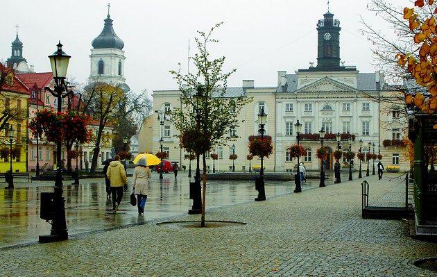 Płock to jedno z najstarszych miast Mazowsza
