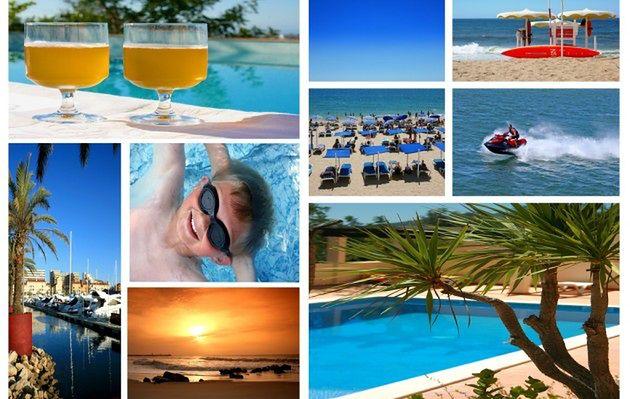 Zobacz jak jest na najlepszych plażach Europy!