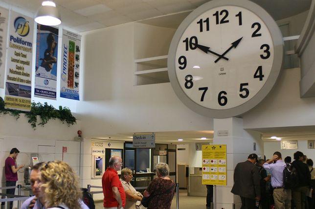 Lotnisko w Parmie obsługuje głównie loty krajowe