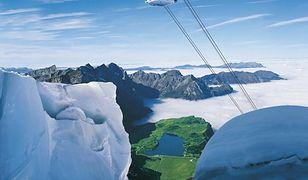 Engelberg - wioska igloo i lodowa grota