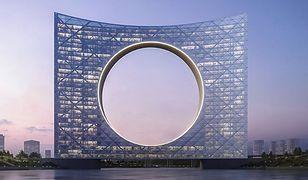 Most i wieżowiec w jednym. W Kazachstanie powstanie futurystyczny budynek