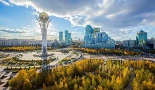 Stolica Kazachstanu znowu zmienia nazwę. Była Astana, będzie Nursułtan