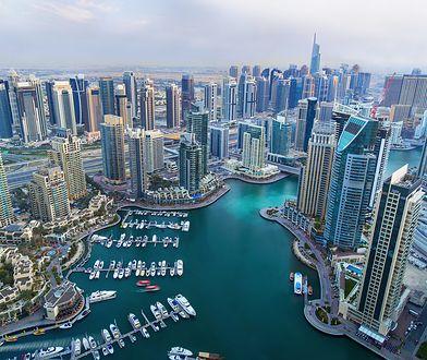 """""""Kwarankacje"""" w Dubaju. Turyści mogą zwiedzić metropolię również wirtualnie"""