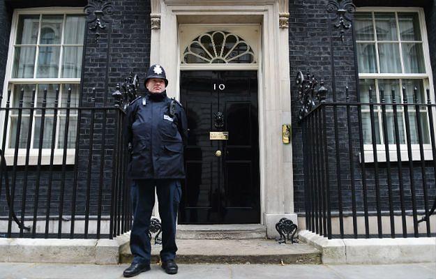 Siedziba brytyjskiego premiera na Downing Street