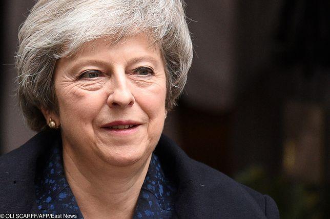 Brexit: Theresa May (na zdjęciu) wykluczyła wcześniejsze wybory i drugie referendum ws. wyjścia z UE