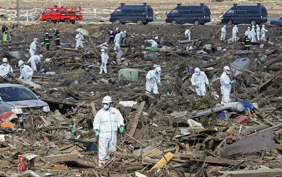 Fukushima: w kilku miejscach znaleziono pluton