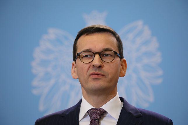 Morawiecki: w SN jest kilkunastu sędziów ze stanu wojennego