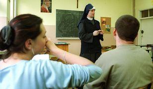 Lekcje religii w szkole