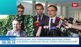 Zbigniew Ziobro zawdzięcza o. Tadeuszowi Rydzykowi przysługę? Wiceminister komentuje