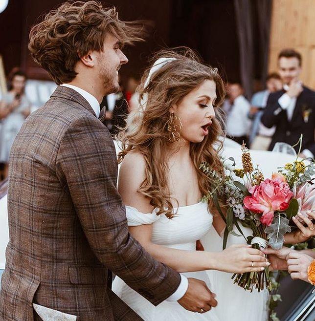 Anna Karczmarczyk jest szczęsliwą mężatką