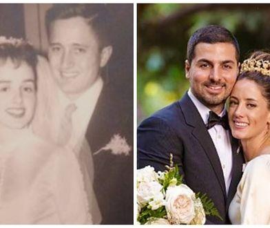 W 1932 roku miała ją na sobie Maria. W 2017 założyła ją jej prawnuczka, Pilar.