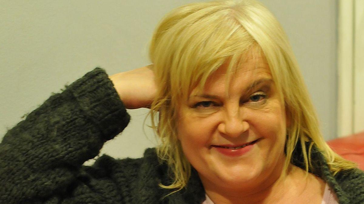 Marzena Kipiel-Sztuka, serialowa Halinka.