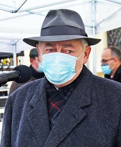 Prezydent Majchrowski dostał mandat... za cygaro