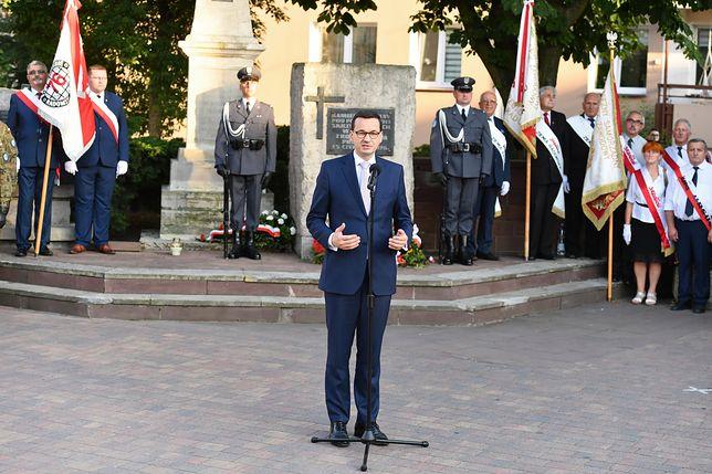 Mateusz Morawiecki w Radomiu.