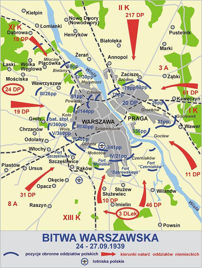 Bitwa warszawska wikipedia