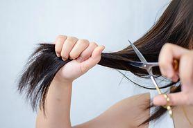 Jak samodzielnie obciąć włosy w domu?