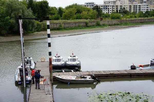 Gdzie sprawdzić poziom wody w Wiśle w Warszawie?