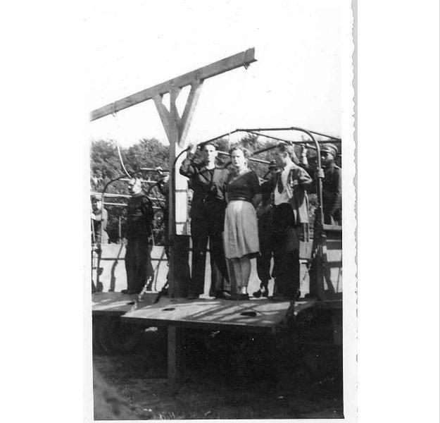 69 lat temu powieszono w Gdańsku 11 zbrodniarzy ze Stutthofu