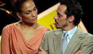 Jennifer Lopez i Marc Anthony się rozwodzą