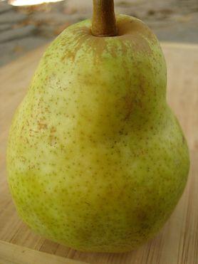 Bonkreta Williamsa - kalorie, wartości odżywcze i właściwości gruszek
