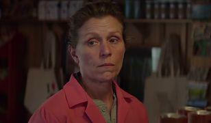 """Frances McDormand jako Mildred Hayes w """"Trzy billboardy za Ebbing, Missouri"""""""