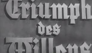 """""""Triumf woli"""" to film propagandowy z 1935 roku"""