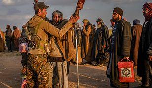 Trwa wyścig po złoto ISIS. W tunelach na zwycięzców czeka wielki skarb