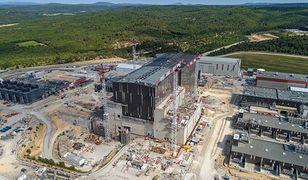 We Francji ruszyły prace nad reaktorem termojądrowym