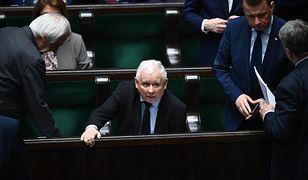 Prezes PiS chce dyscypliny w partii i jednolitych wypowiedzi w mediach