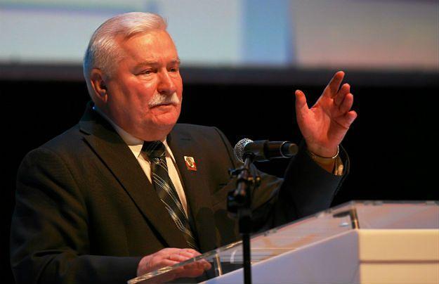 Lech Wałęsa atakuje Kornela Morawieckiego: zdezerterował