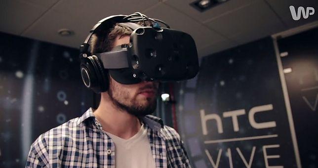CES 2016: Moje ulubione gogle VR - HTC Vive - w jeszcze lepszej odsłonie, oto Vive Pre