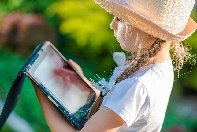 Nie każdy tablet nadaje się dla dzieci