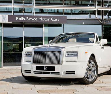 Rolls-Royce Phantom Drophead Coupe w wersji olimpijskiej