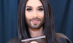 Conchita Wurst promuje swoją biografię
