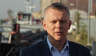 Tomasz Siemoniak, były minister obrony narodowej