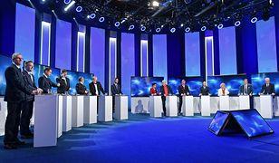 Telewizyjna debata kandydatów na prezydenta Warszawy
