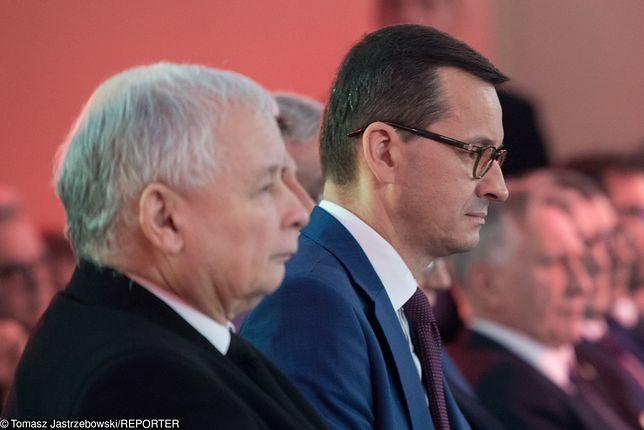 """Kaczyński nie jest już zauroczony Morawieckim. """"Czar prysł"""""""