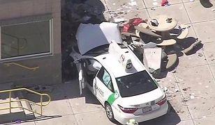 Samochód wjechał w ludzi w Bostonie. Są ranni