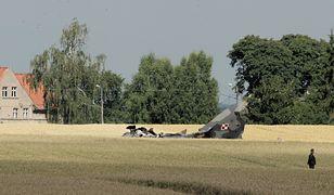 Katastrofa MIG-29 pod Pasłękiem. Tajny raport MON: pilota zabiła modyfikacja fotela