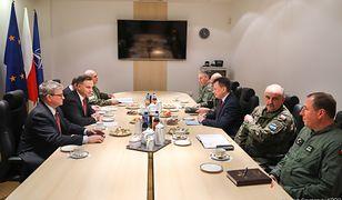 Narada w BBN. Prezydent domaga się modernizacji armii
