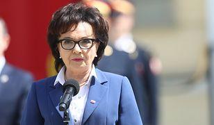 Śledztwo ws. publikacji list poparcia do KRS. Marszałek zabrała głos