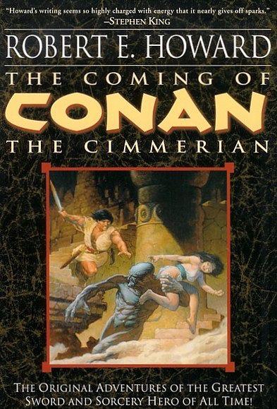Nowa edycja cyklu o Conanie Barbarzyńcy