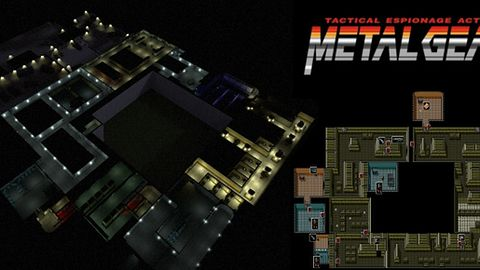 Fanowski remake Metal Gear? Konami nie widzi problemu