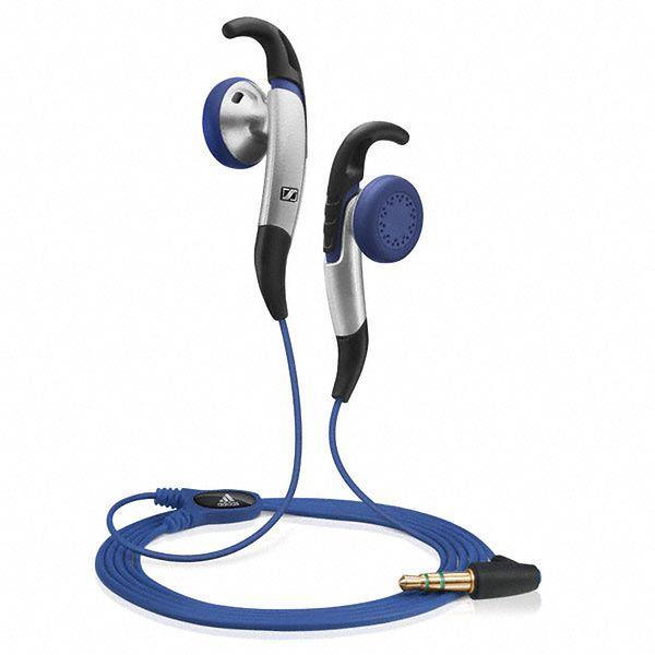 Przykładem słuchawek dla osób uprawiającyh sport są Sennheiser MX 685