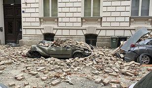 Chorwacja. Silne trzęsienie ziemi w Zagrzebiu, uszkodzony szpital i katedra