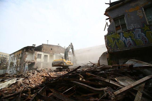 Nie tylko Femina: rozpoczęła się rozbiórka dawnego kina Klub