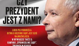 Jarosław Kaczyński publicznie napomina Andrzeja Dudę. I zapowiada rekonstrukcję rządu